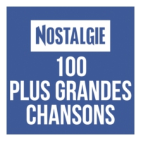 Logo of radio station Nostalgie les 100 plus grandes chansons