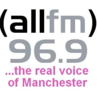 Logo of radio station all fm 96.9