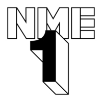 Logo of radio station NME 1