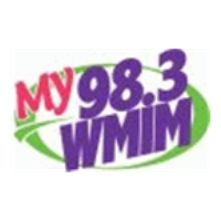 Logo of radio station WMIM My 98.3