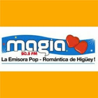 Logo of radio station MAGIA 903 FM