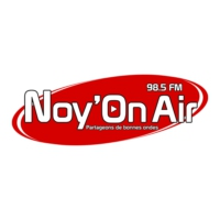 Logo of radio station Noy'On Air