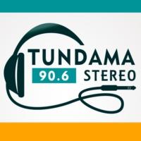 Logo of radio station Tundama Stereo 90.6