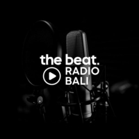 Logo of radio station The Beat Radio Bali