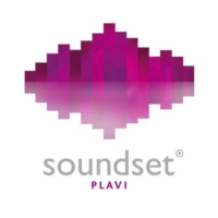 Logo of radio station Soundset Plavi