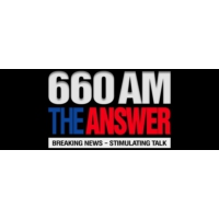 Logo of radio station 660 AM The Answer