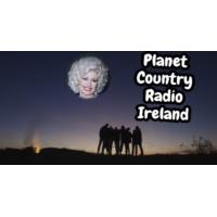 Logo of radio station PLANET COUNTRY RADIO IRELAND