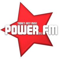 Logo of radio station Радио Power FM