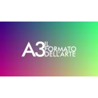 Logo of the podcast A3 IL FORMATO DELL'ARTE del 19/08/2017 - Spoleto. Mostre a Palazzo Collicola