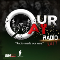 Logo of radio station OurWAY Radio
