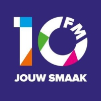 Logo of radio station 10 FM