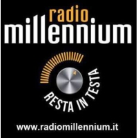 Logo of radio station Radio Millennium