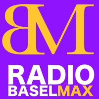 Logo of radio station BASELMAX