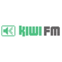 Logo of radio station Kiwi FM