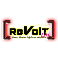Logo of radio station ReVolt Club