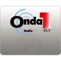 Logo of radio station Onda 1 Murcia