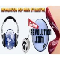 Logo of radio station Radio revolution.com clubbing