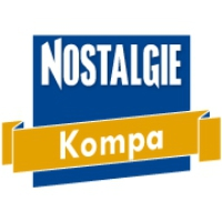 Logo of radio station Nostalgie Kompa