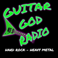 Logo de la radio Guitar God Radio