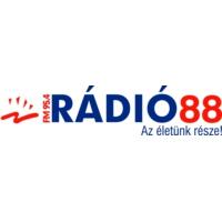 Logo of radio station Rádió 88