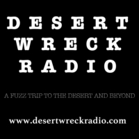 Logo of radio station Desert Wreck Radio