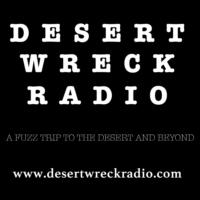 Logo de la radio Desert Wreck Radio