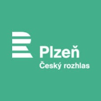 Logo of radio station Český rozhlas - Plzen
