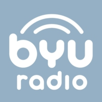 Logo of radio station BYU Radio
