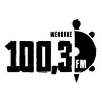 Logo of radio station WENDAKE 100.3