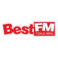 Logo of radio station BEST FM 104.6