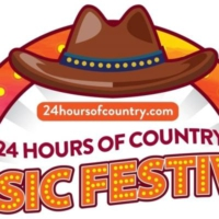 Logo of radio station 24 Hours Of Country Music Radio