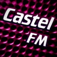 Logo of radio station Castel FM