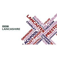 Logo of radio station BBC Radio Lancashire