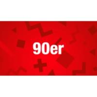 Logo de la radio 104.6 RTL - 90er