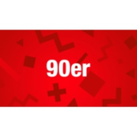Logo of radio station 104.6 RTL - 90er