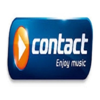 Logo of radio station Contact Enjoy