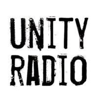 Logo of radio station Unity Radio