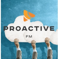 Logo of radio station Proactive FM