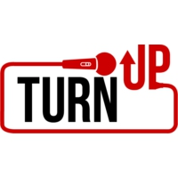 Logo de la radio Turn Up
