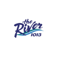 Logo of radio station 101.3 The River