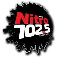 Logo of radio station Nitro Radio 102.5 FM