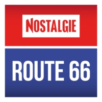 Logo of radio station Nostalgie Route 66