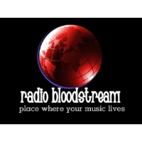 Logo of radio station Radio Bloodstream