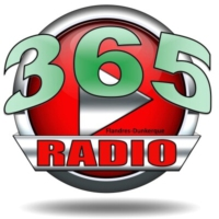 Logo of radio station Radio 365 Hauts de France