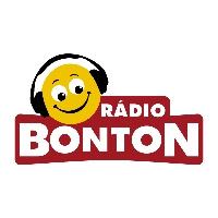 Logo of radio station Rádio Bonton