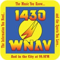 Logo de la radio WNAV 1430