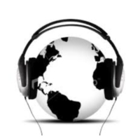 Logo of radio station OurWorld Pop