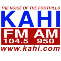 Logo of radio station KAHI