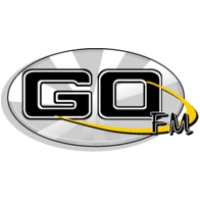 Logo of radio station Go FM