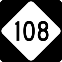 Logo of radio station Canal108
